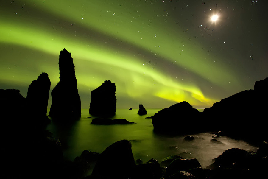 Photograph Magical Night  by Þorsteinn H Ingibergsson on 500px