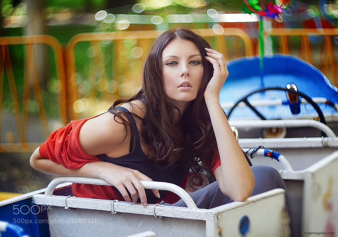 Photograph Karysel by Olga  Mordach_model on 500px