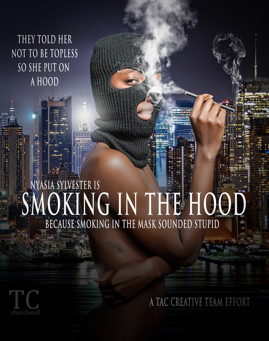 Photograph Smoking in the hood by Thomas Churchwell on 500px