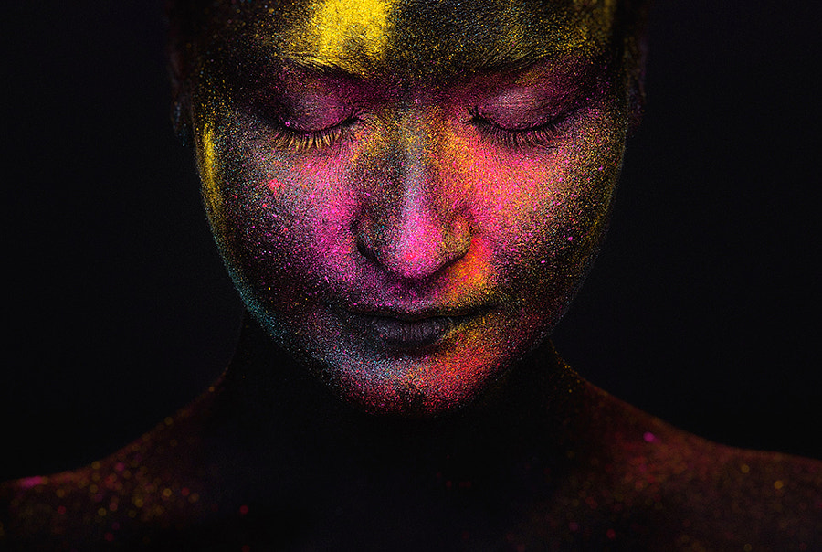 RGB feelings by Petko Petkov on 500px.com