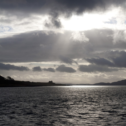 Taken from the ferry crossing between the Isle of Mull and Locha