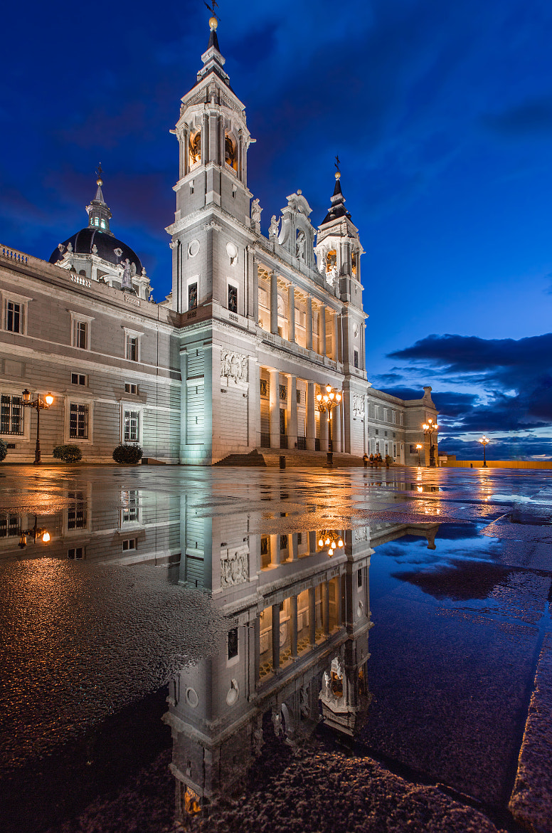 Photograph Almudena reflections by Carlos Luque on 500px