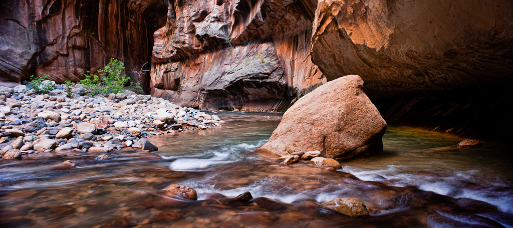 Photograph Narrows Rock by Argo Shots on 500px