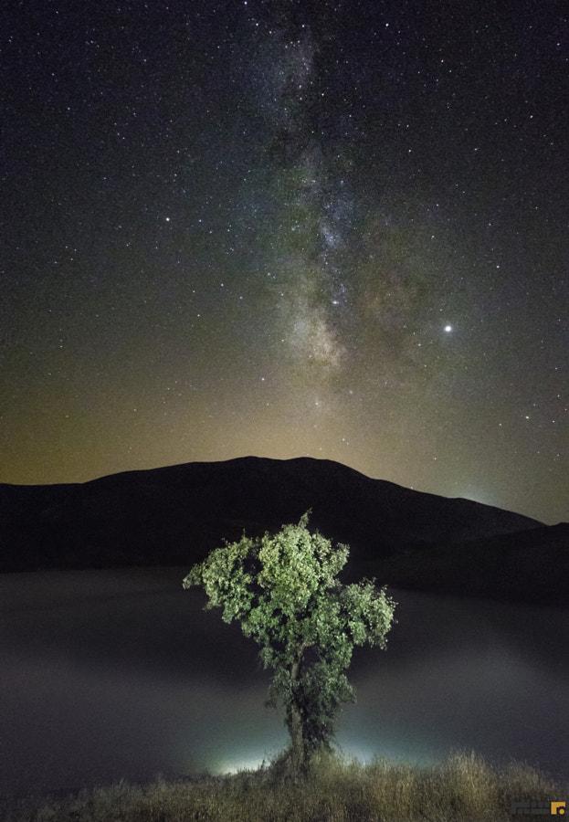 milkyway by Bashir Khodadadi on 500px.com