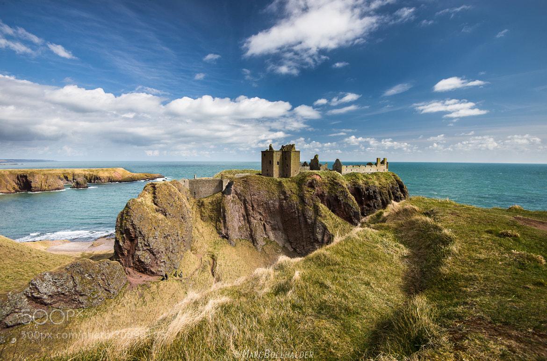 Photograph Dunnottar Castle by Marc Bollhalder on 500px