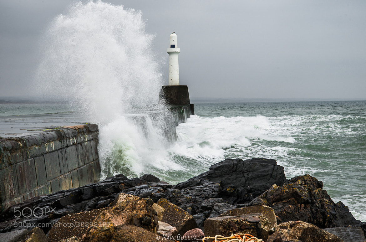 Photograph Lighthouse by Marc Bollhalder on 500px