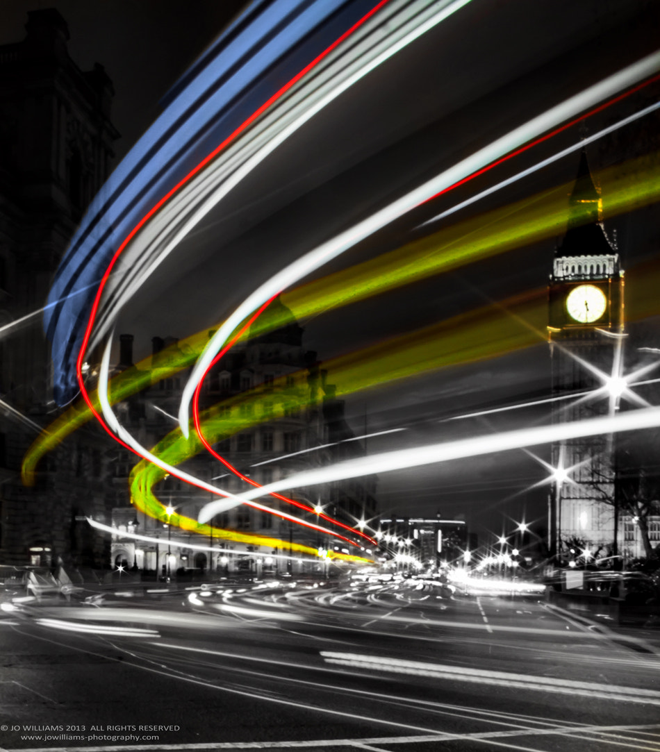Photograph FAST LANE II by jo williams on 500px
