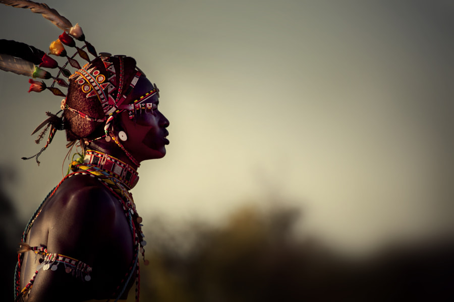 Samburu celebration