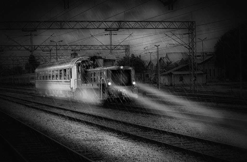 Photograph Midnight express by Vlatko Skendrovic on 500px