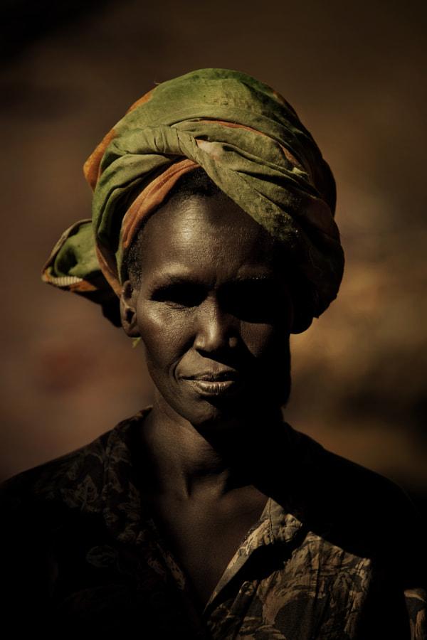 River woman