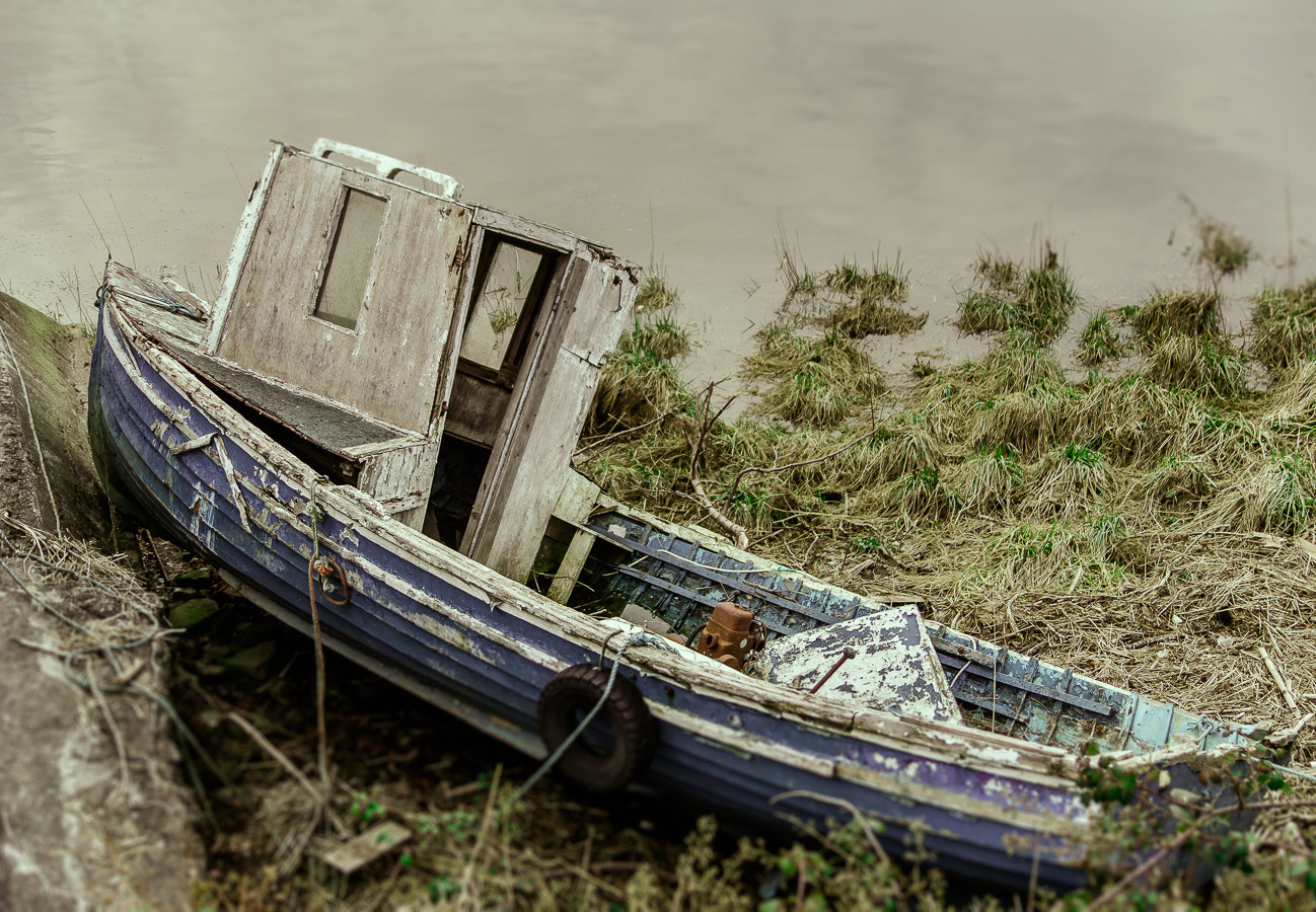 Photograph Moored by Stevan Tontich on 500px