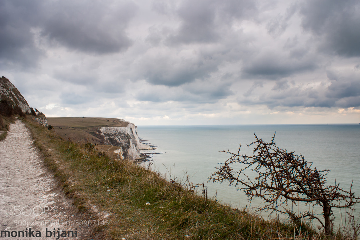 Photograph White Cliffs of Dover by monikabijani on 500px