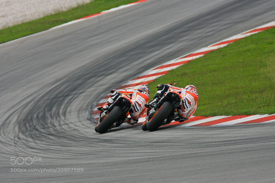 Photograph Repsol Honda Team by Hazrin CRIC on 500px