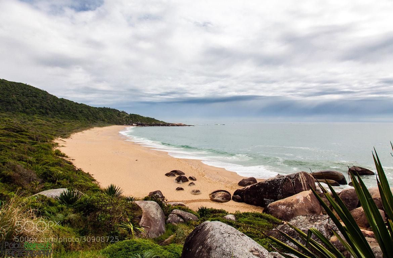 Photograph Playa desierta.- by Pablo Reinsch on 500px