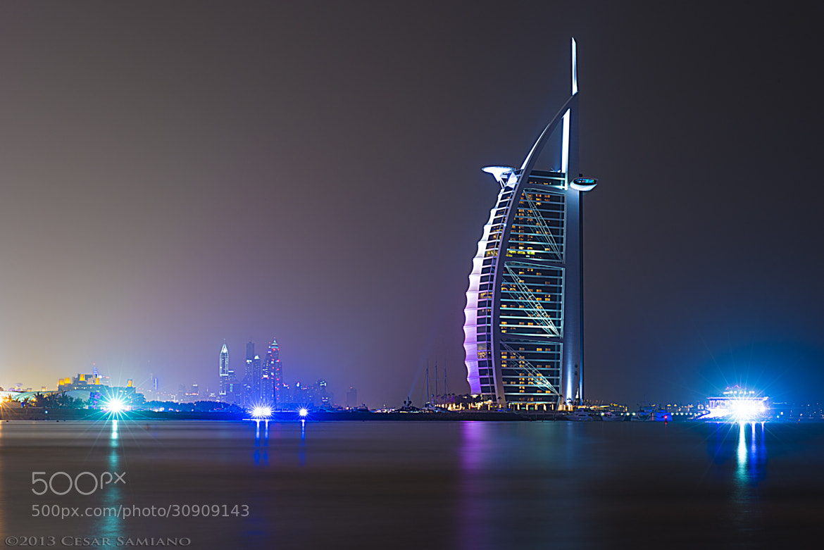 Photograph Burj Al Arab by Cesar Samiano on 500px