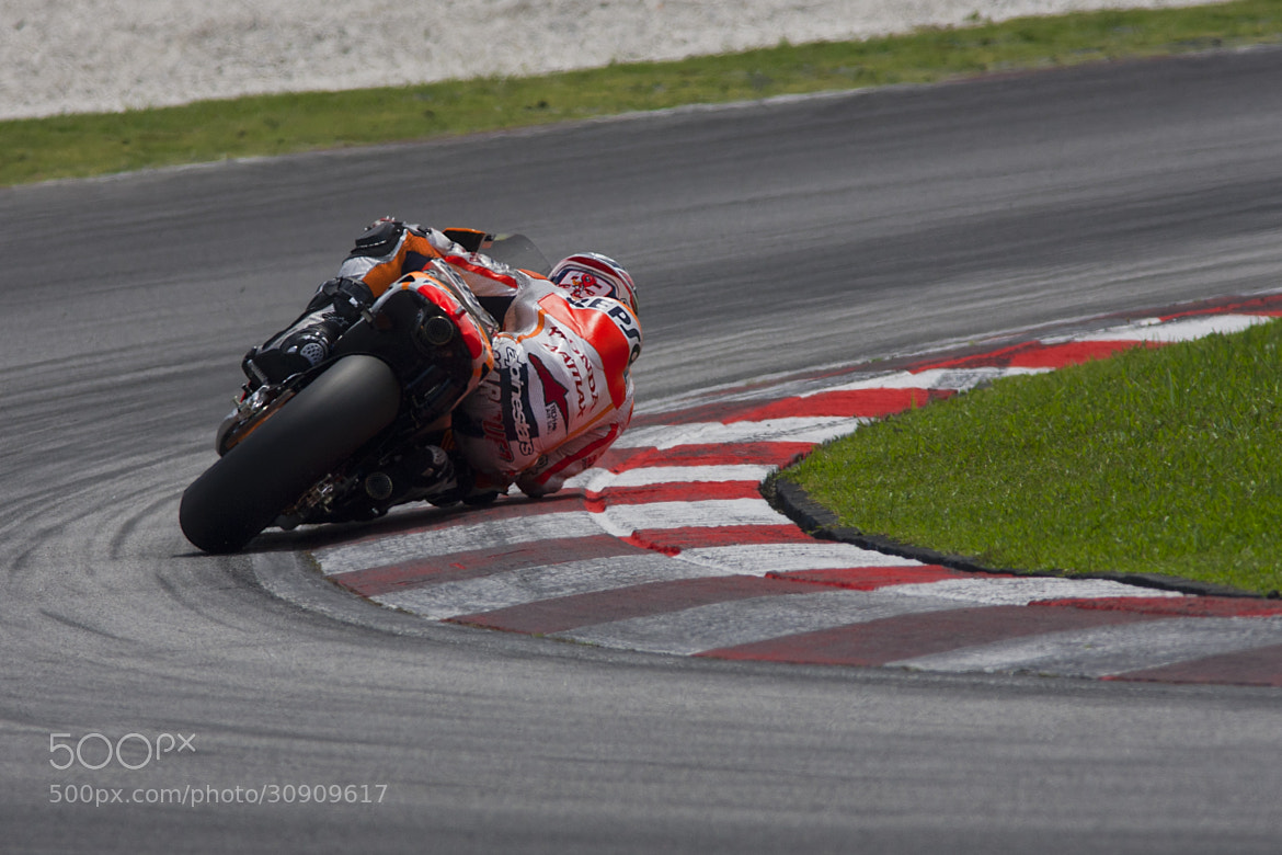 Photograph Marc Marquez of Repsol Honda Team by Hazrin CRIC on 500px