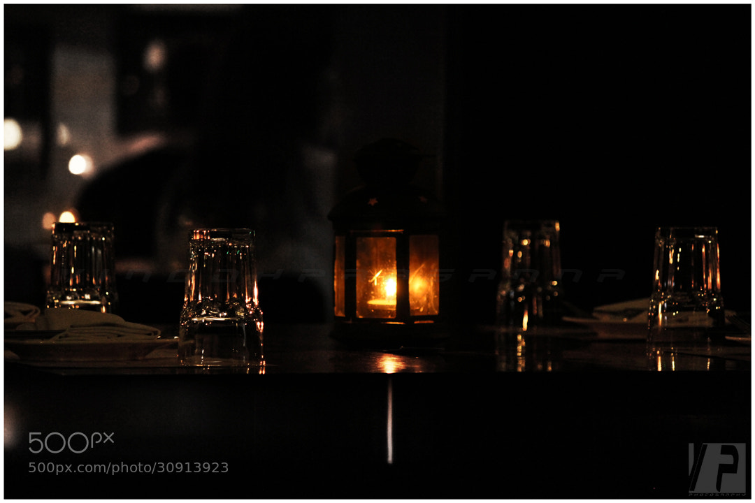 Photograph Candle night  by vinodh prasanna on 500px