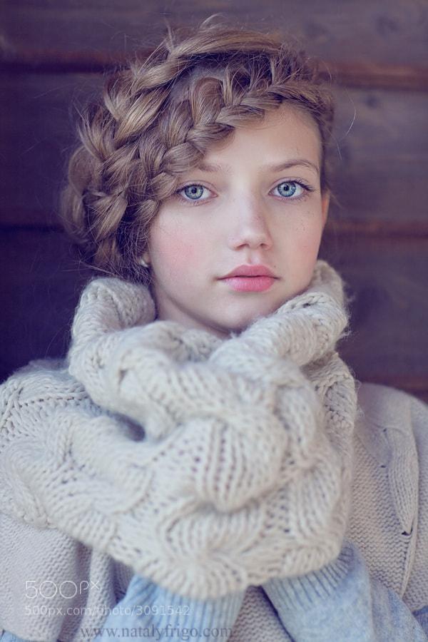 Photograph Anastasia by Nataly Frigo on 500px