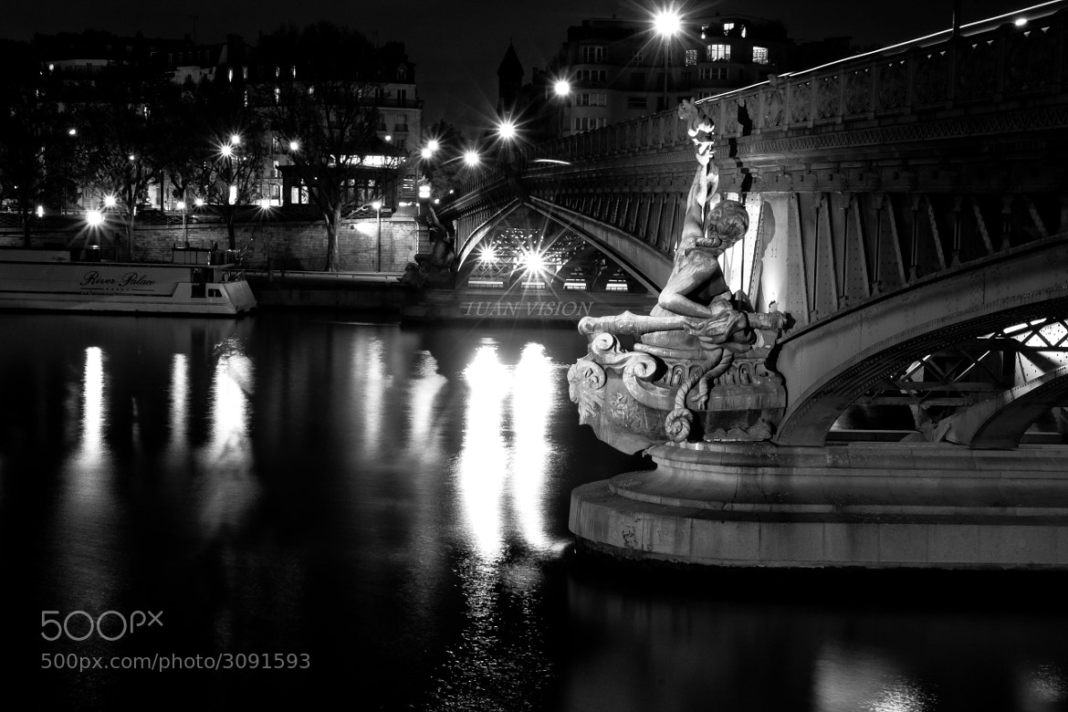 Photograph BRIDGE OF SIRENE by 1UAN Vision  on 500px
