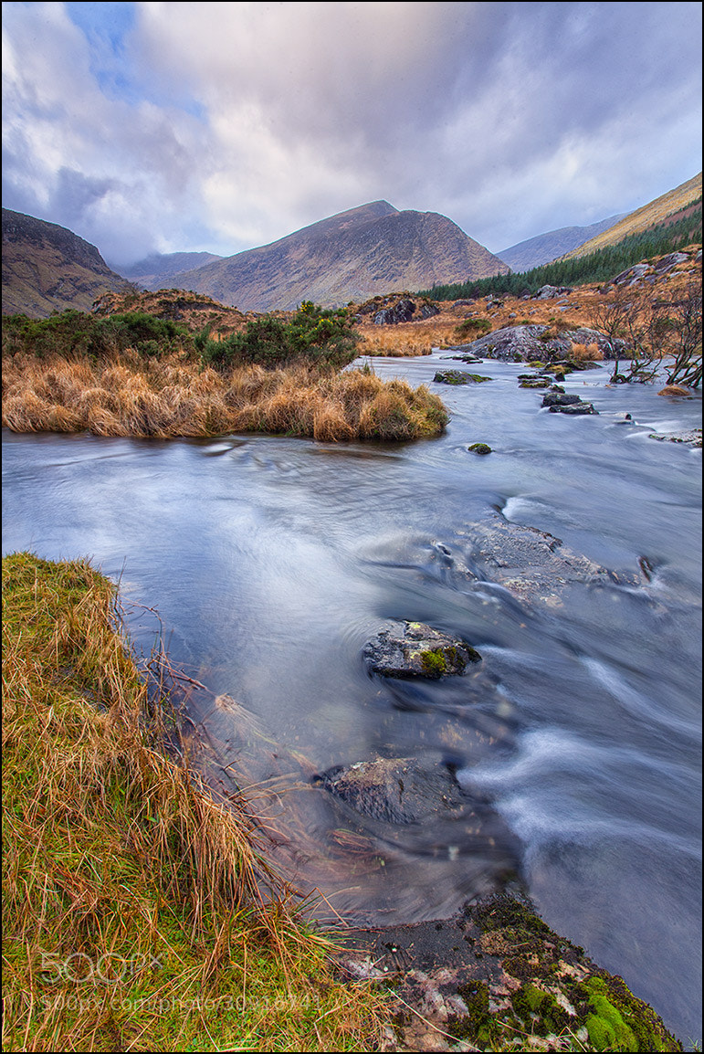 Photograph The Black Valley by John  Finn on 500px