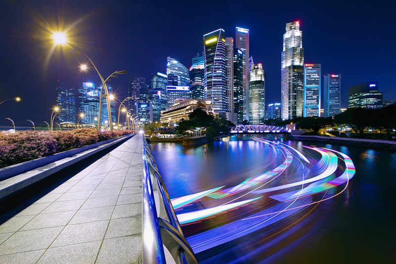 Photograph City Buzz by WK Cheoh on 500px
