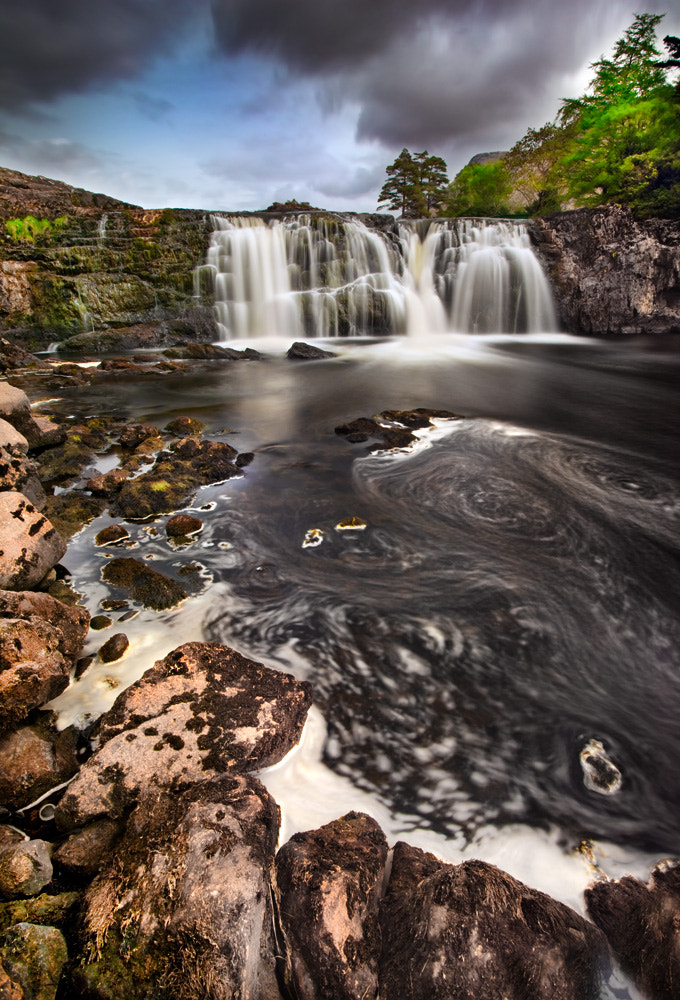 Photograph Aasleagh Falls by Stephen Emerson on 500px