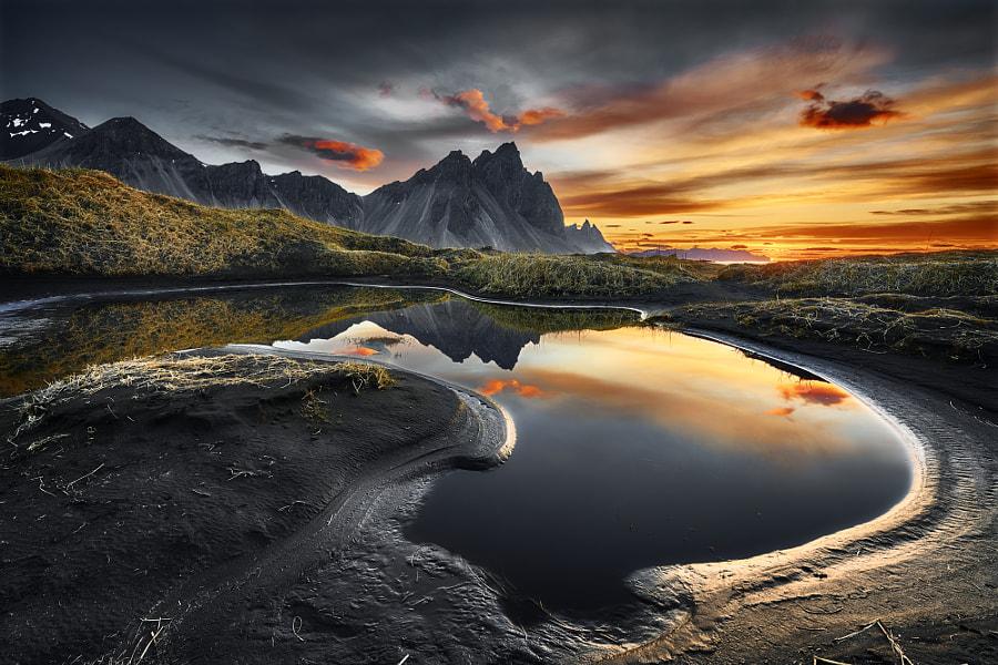 Vestrahorn Sunrise - New edit by Etienne Ruff