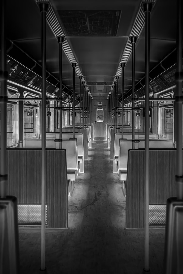 last train by andy dauer