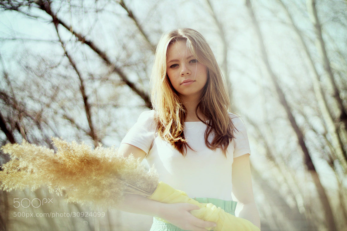 Photograph Dasha by Ivan  Malinovskiy on 500px