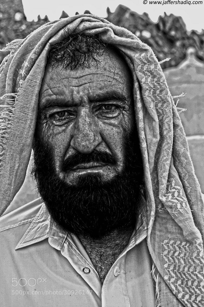 Photograph Pathan - Portrait  by Jaffer Shadiq on 500px