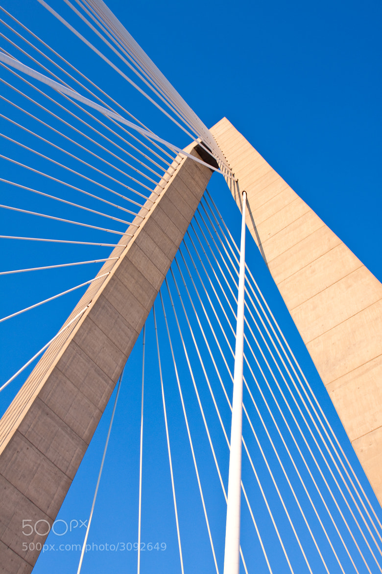 Photograph Arthur Ravenal Bridge by Kelly Phillips on 500px