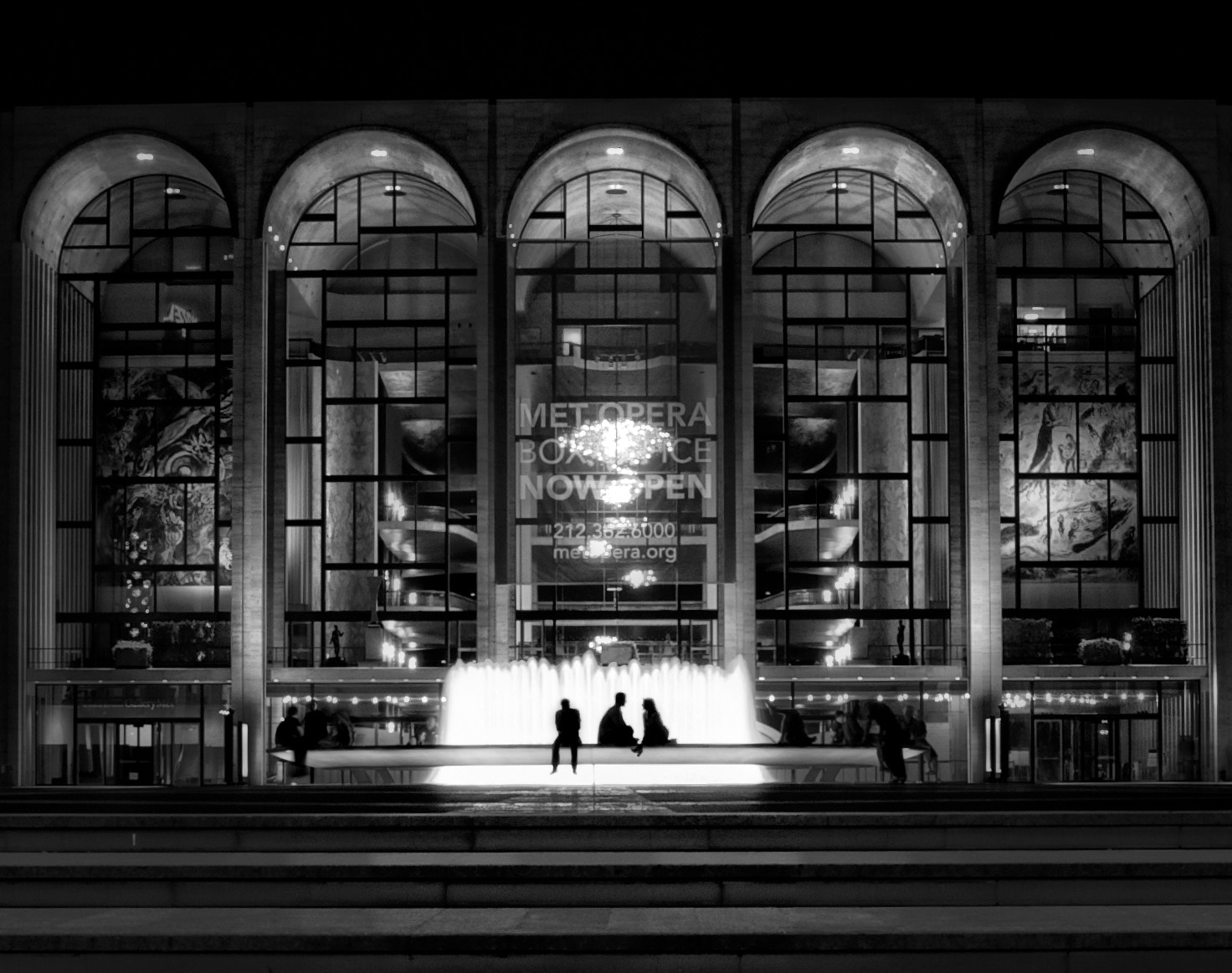 Photograph Night at the Opera by Dan Goldberger on 500px