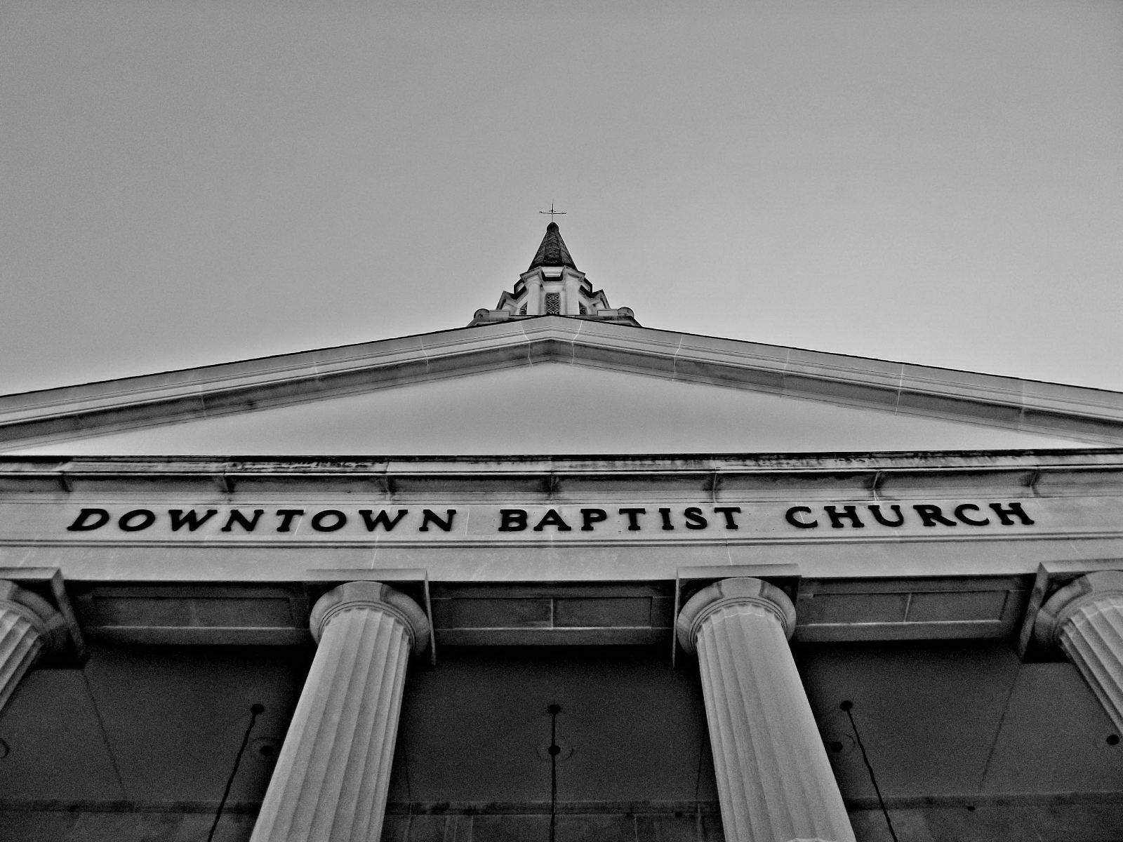 Photograph Downtown Orlando Baptist Church by Zack Stamm on 500px