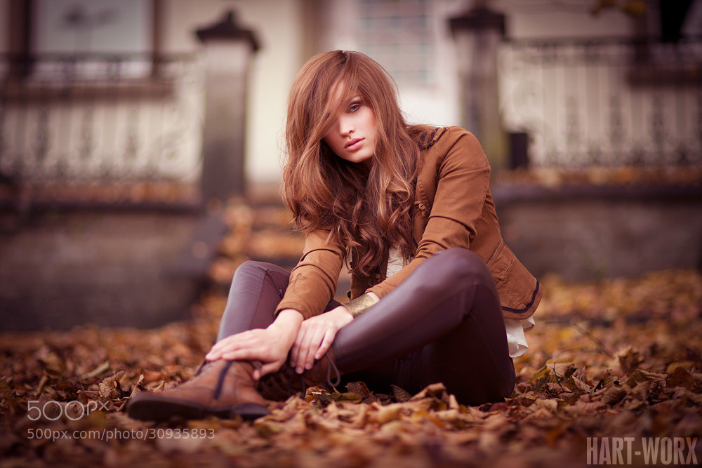 Photograph Olga Krutko II by Hartmut Nörenberg on 500px