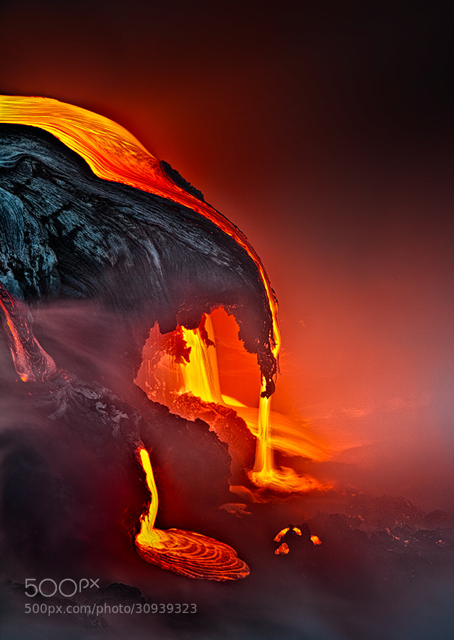 Photograph Lava Drop by samuel FERON on 500px
