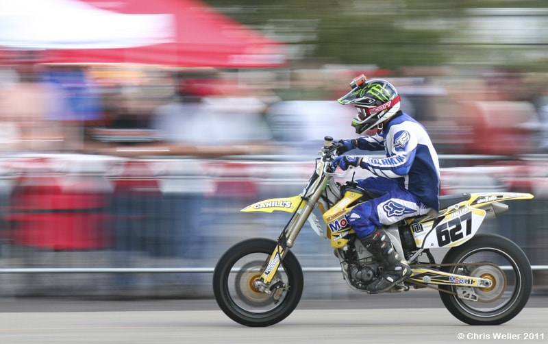 Photograph Supermoto by Chris Weller on 500px