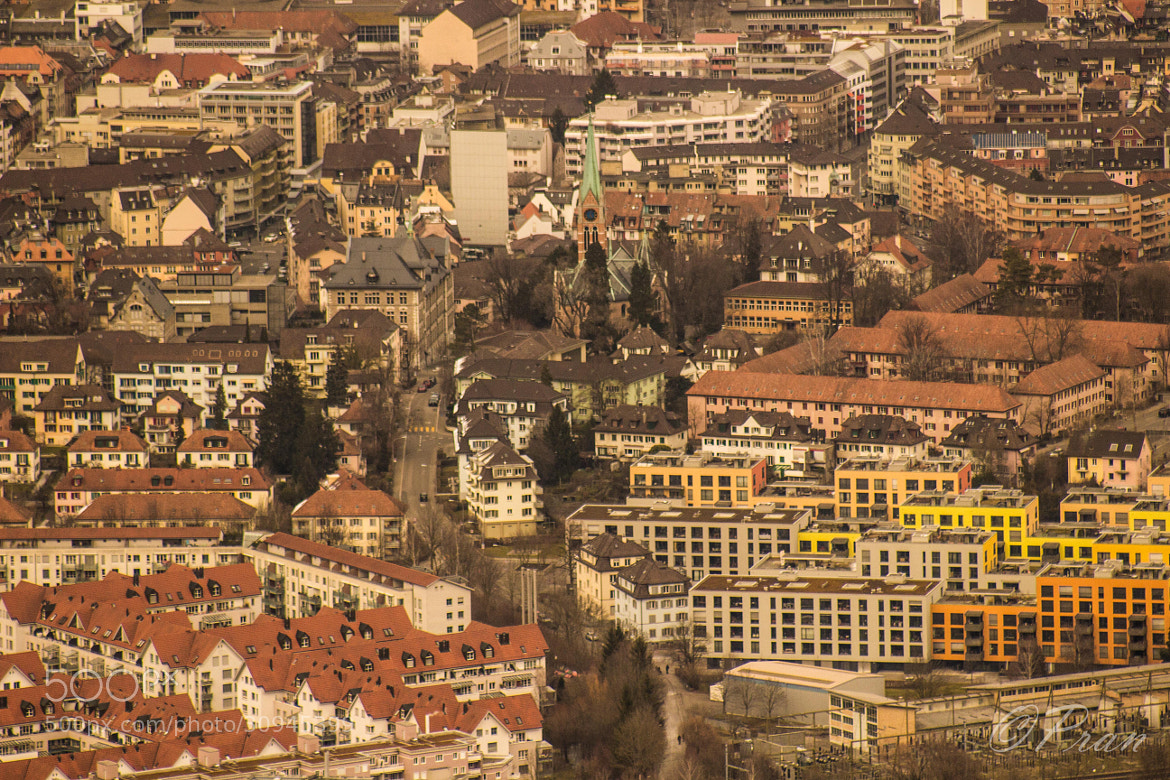 Photograph Colorful Zurich by psikchi on 500px