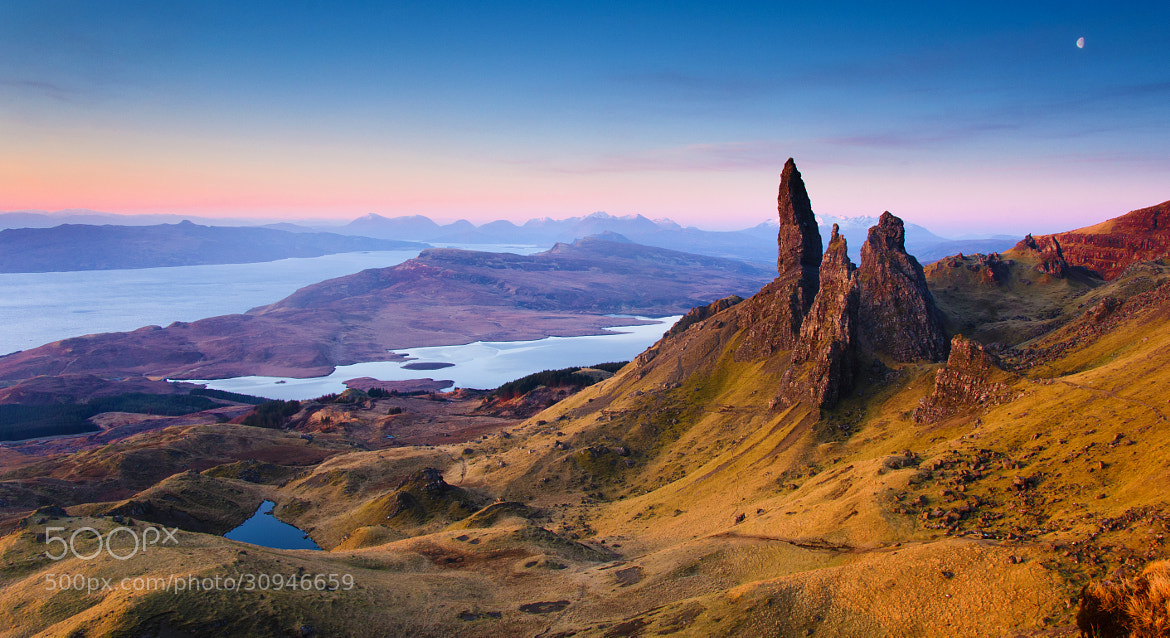 Photograph The Old Man of Storr by Kenny Muir on 500px