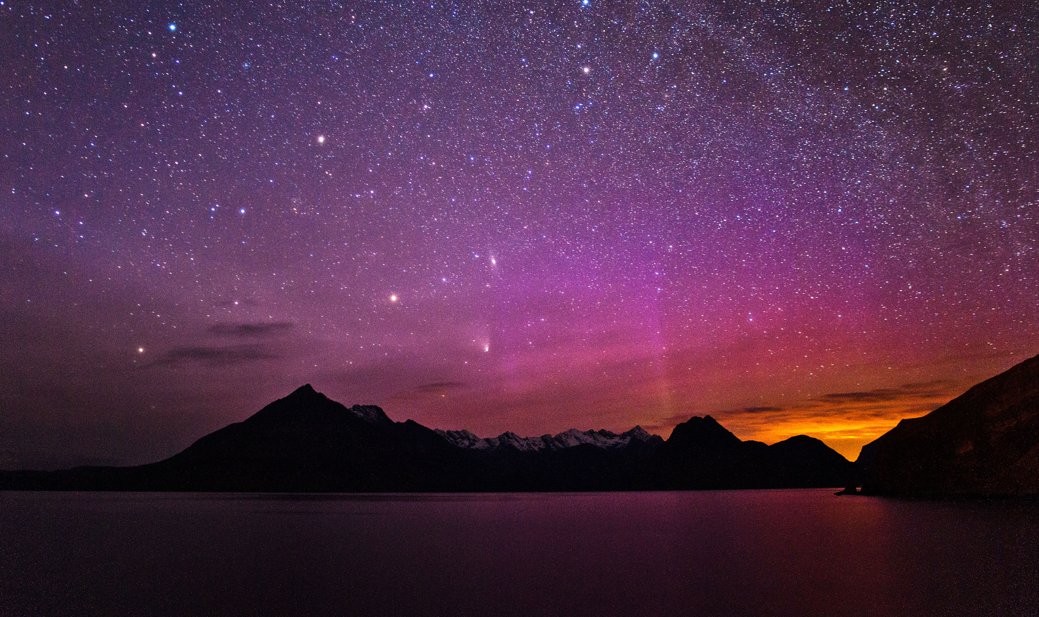 Photograph Light up the Skye by Kenny Muir on 500px