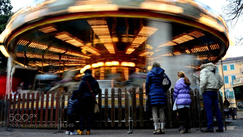 Photograph A Carousel in Verona by Pedro Alcantara on 500px