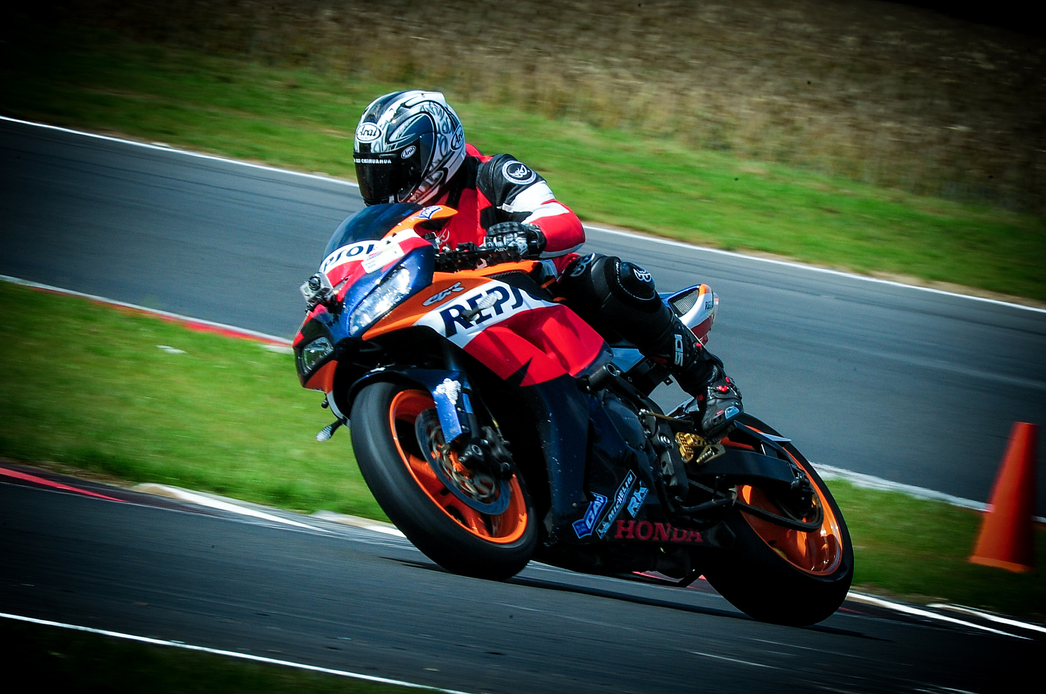Photograph Honda Repsol by Rob Sykes Photography on 500px