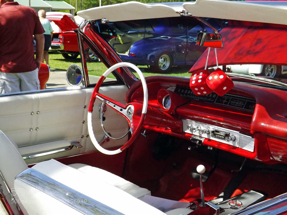 Photograph Interior of 63 Chevy SS  by Ruth Spicer on 500px