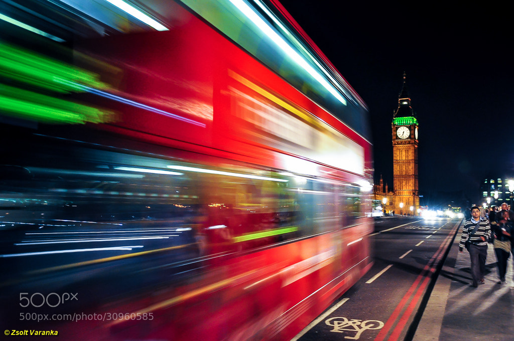 Photograph The Big Ben, London by Zsolt Varanka on 500px