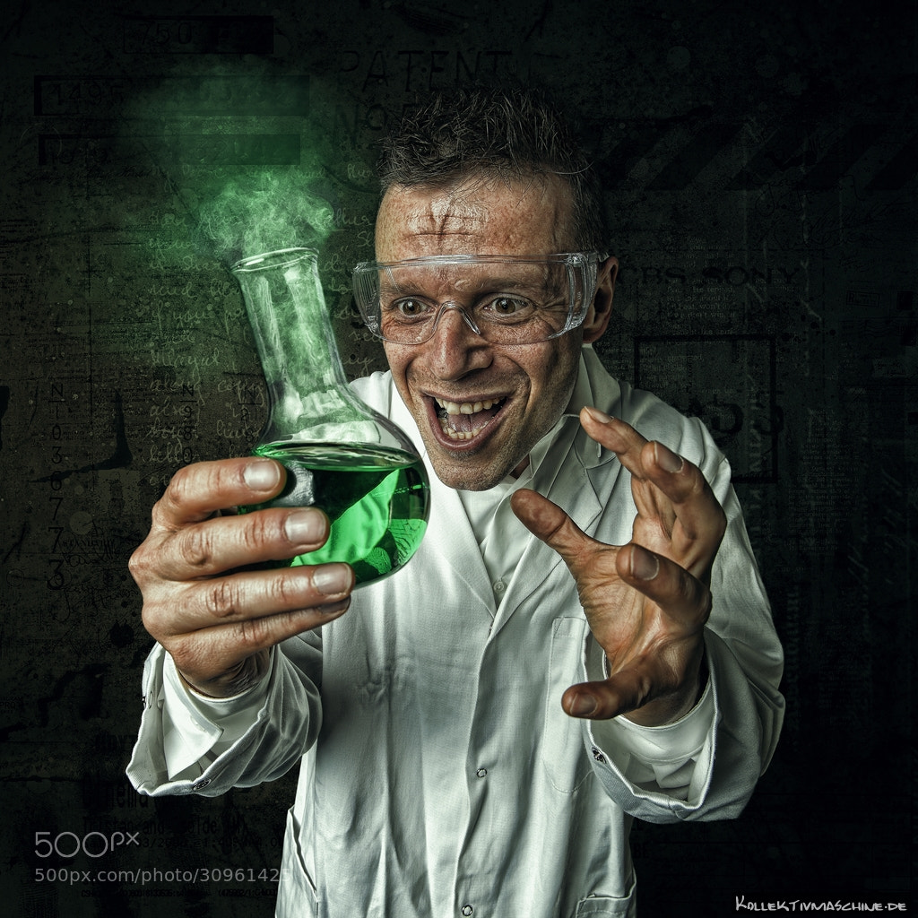 Photograph Dr. Crazy by Kollektivmaschine  on 500px