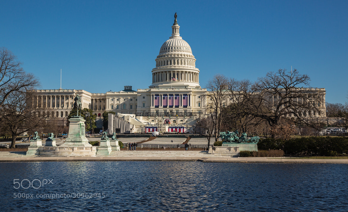 Photograph US Capitol  by Scott Nelson on 500px