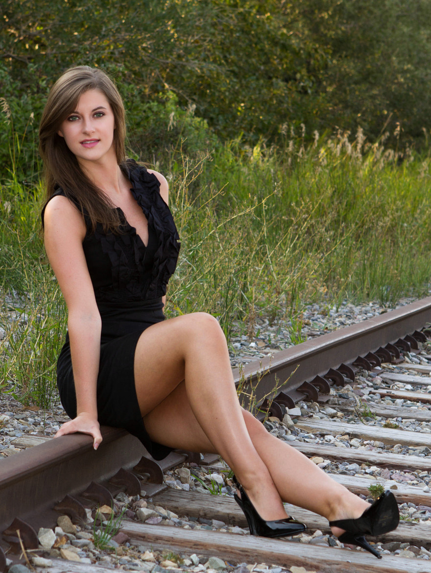 Photograph Waiting for a Train by UnderDark Photography on 500px