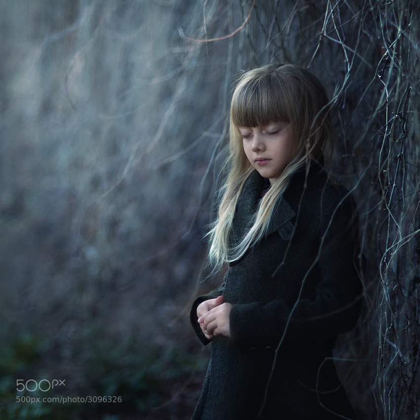 Photograph when it's cold outside... by Magdalena Berny on 500px