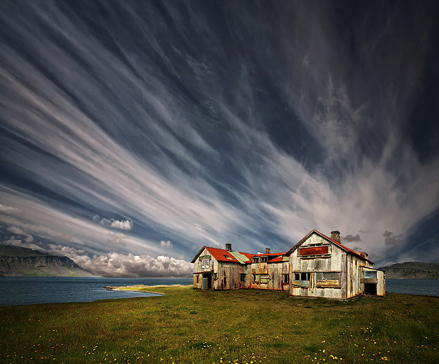 Photograph Old Hospital by Þorsteinn H Ingibergsson on 500px