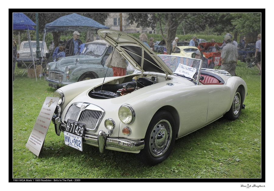 1961 MGA 1600 Mark I