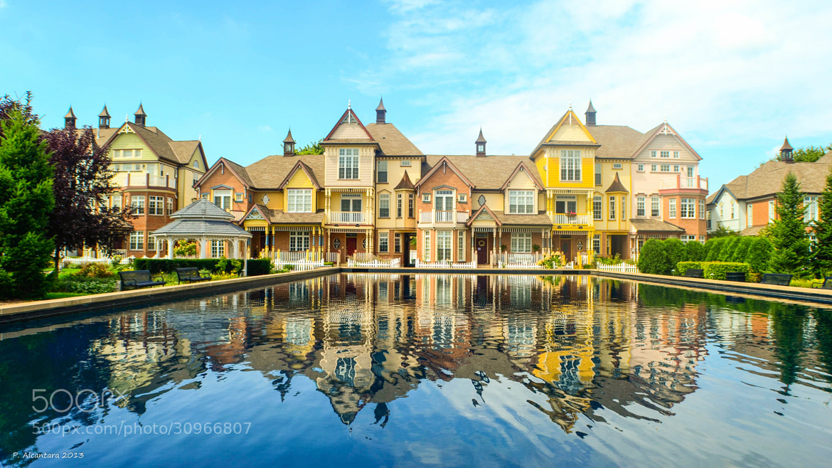 Photograph English Rows Subdivision by Pedro Alcantara on 500px